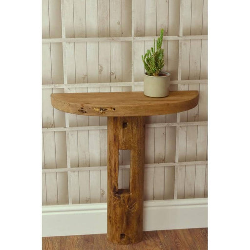 Fair Isle Wall Standing Console - Simply Utopia