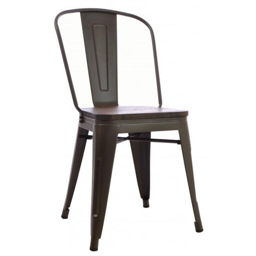 Fitzroy Solid Leg Dining Chair - Simply Utopia