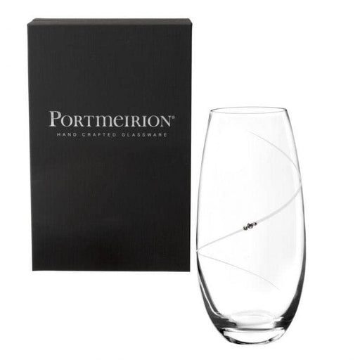 Portmeirion Vase - Barrel Shape - Simply Utopia