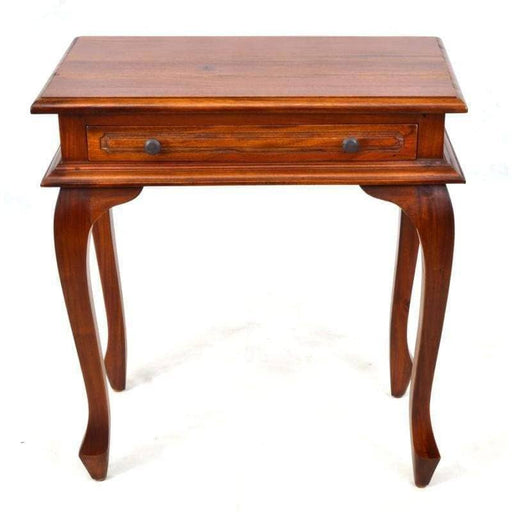 Mahogany Village Cabriole Leg Table - Simply Utopia