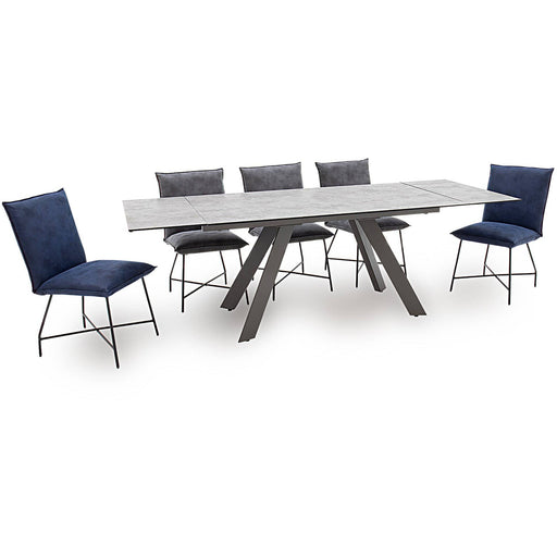 Flavia Dining Table Extending 1600-2400 - Simply Utopia