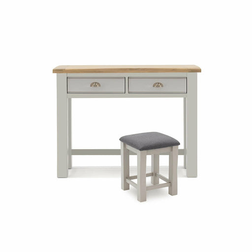 Amberly Dressing Table & Stool Set - Simply Utopia