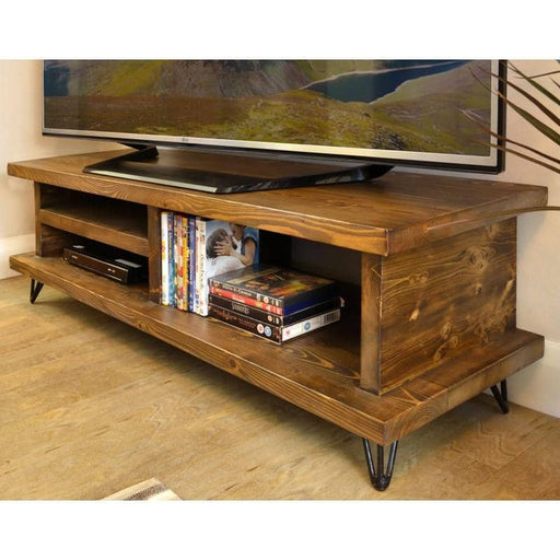 Oregon 100 TV Unit Metal Leg - Simply Utopia