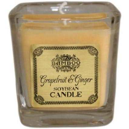 Soyabean Jar Candle - Grapefruit & Ginger - Simply Utopia