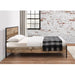 Urban Rustic Bed - Simply Utopia