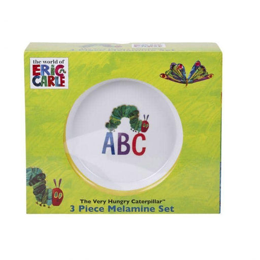 Portmeirion The Very Hungry Caterpillar 3 Piece Melamine Set - Simply Utopia
