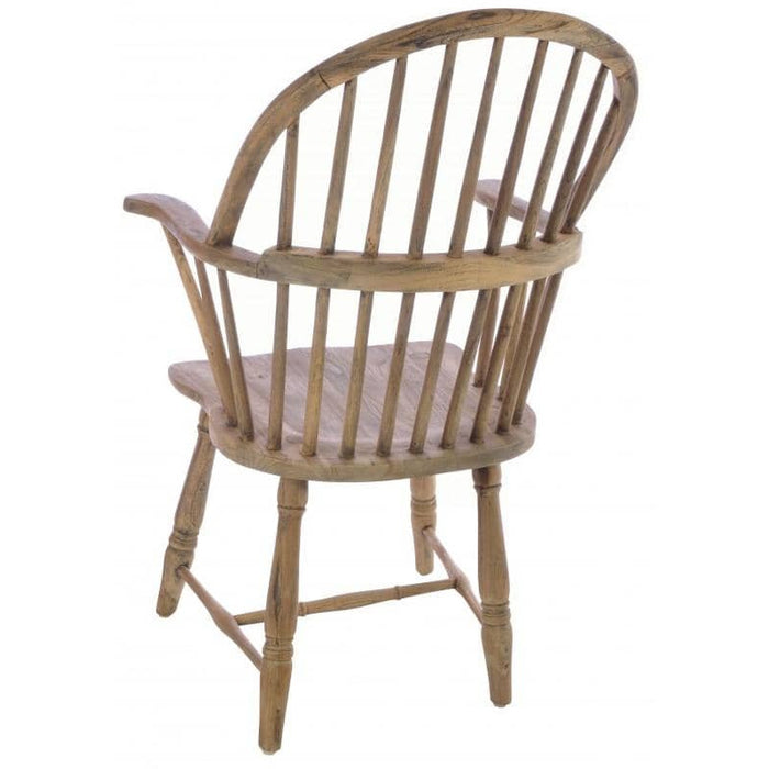 Vintage Continuous Arm Windsor Chair - Simply Utopia