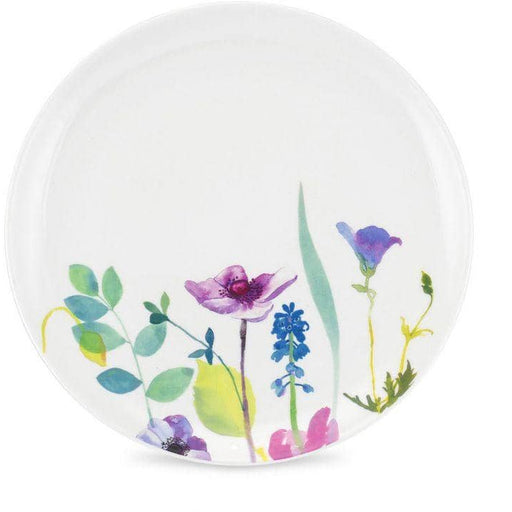 Portmeirion Water Garden 11.2 inch Coupe Plate Set of 4 - Simply Utopia