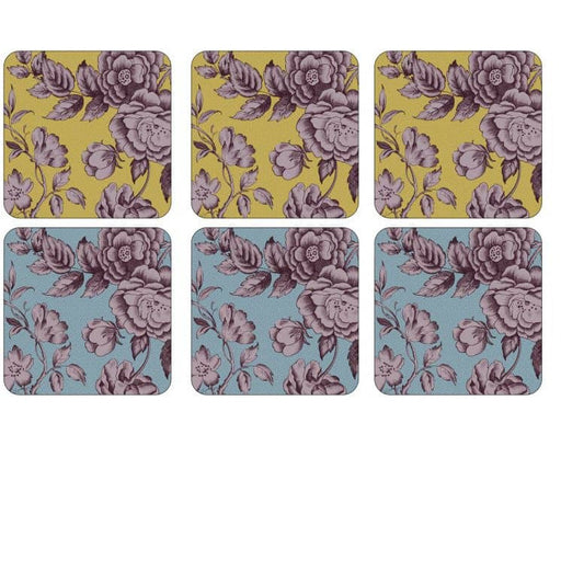 Pimpernel Kingsley Coasters Set Of 6 - Simply Utopia