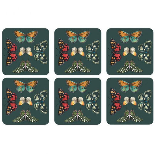 Pimpernel Botanic Garden Harmony Coasters Set Of 6 - Simply Utopia