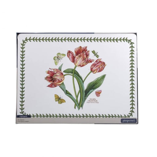 Pimpernel Botanic Garden Placemats Set of 6 - Simply Utopia