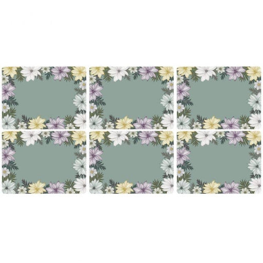 Pimpernel Atrium Placemats Set of 6 - Simply Utopia