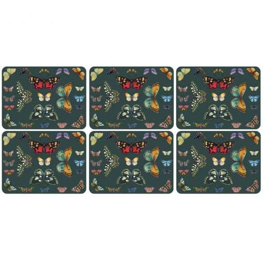 Pimpernel Botanic Garden Harmony Placemats Set of 6 - Simply Utopia