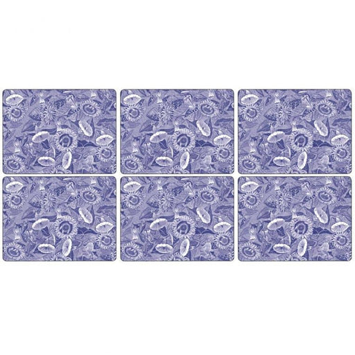 Pimpernel Blue Room Sunflower Placemats Set of 6 - Simply Utopia