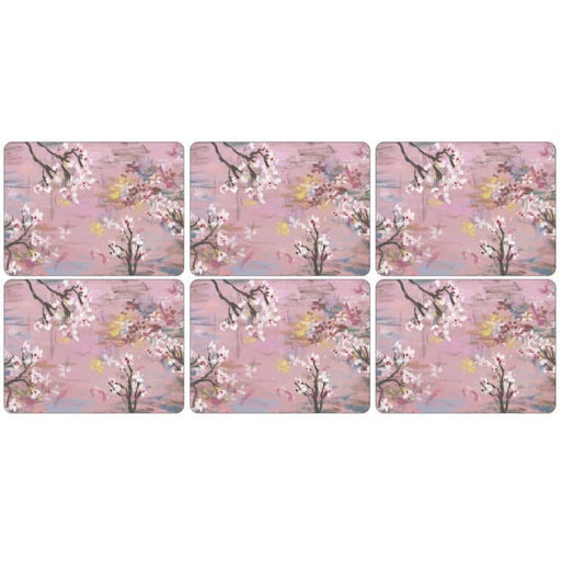 Pimpernel Emerging I Placemats set of set of 6 - Simply Utopia