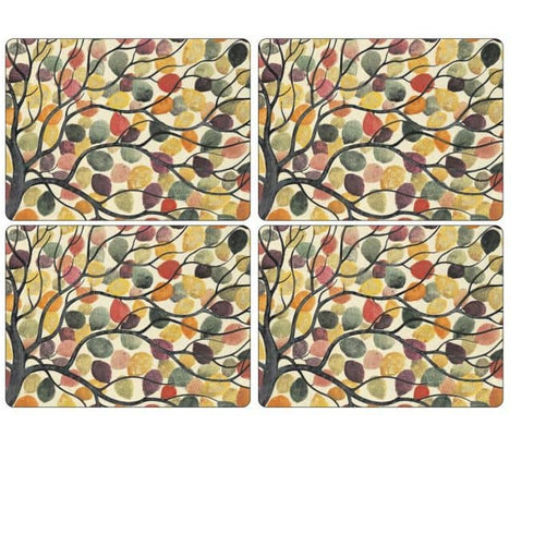Pimpernel Dancing Branches Placemats Set of 4 - Simply Utopia