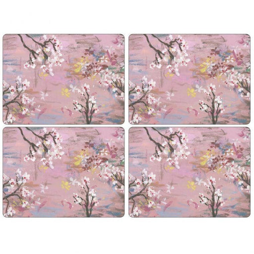 Pimpernel Emerging I Large Placemats set of 4 - Simply Utopia