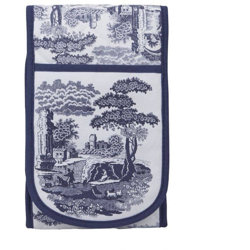 Pimpernel Blue Italian Oven Gloves - Simply Utopia