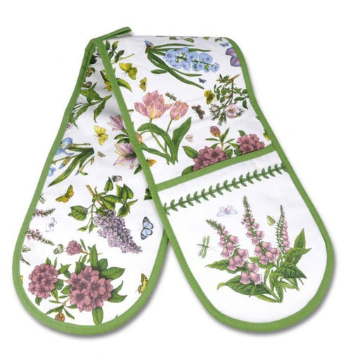 Pimpernel Botanic Garden Chintz Oven Glove Double - Simply Utopia