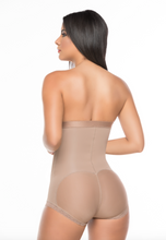 Load image into Gallery viewer, Seamless high waist abdominal control shapewear