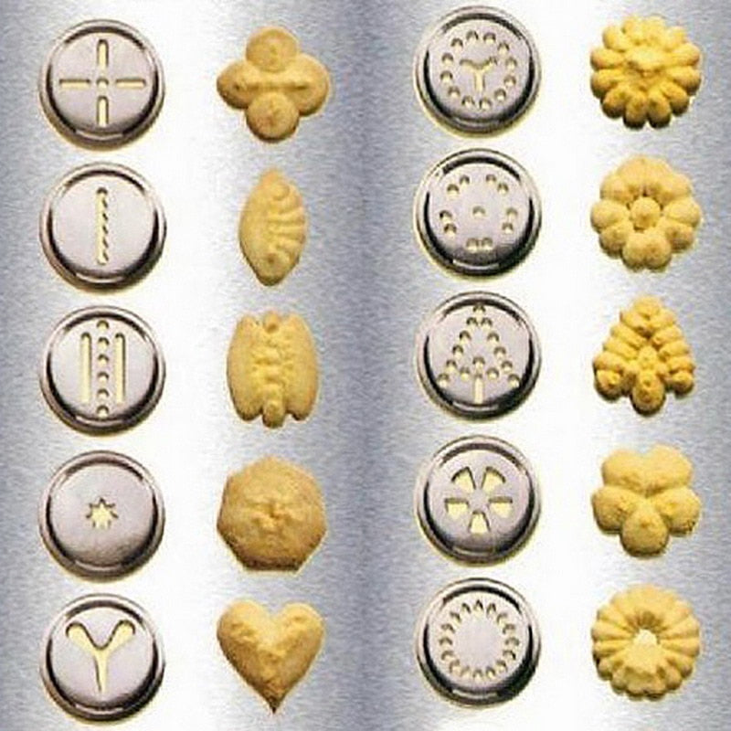 Cookie Press - 20 Designs