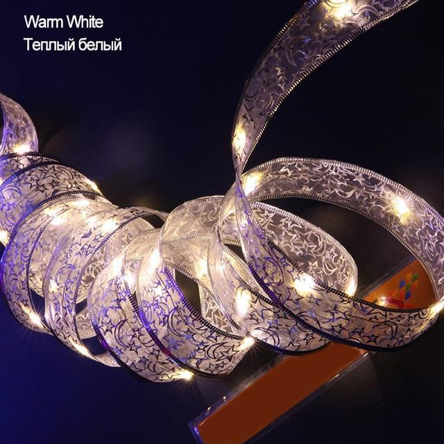 LED String Warm White Lights Led Decoration String Lights