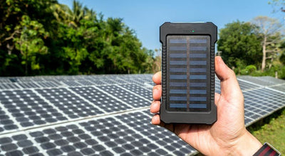 Solar Power Banks: The Phone Chargers Of The Future
