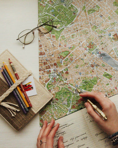 planning your travels