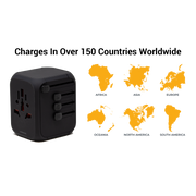 Worldwide Travel Adapter For 150+ Countries