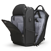 Large Rucksack With Spacious Compartments