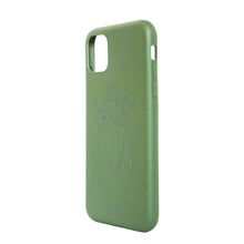 Load image into Gallery viewer, iPhone 11 - Giraffe Biodegradable Case - The Earth Case