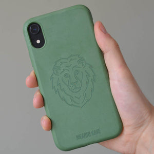 Lion Edition - Biodegradable iPhone Case - The Earth Case
