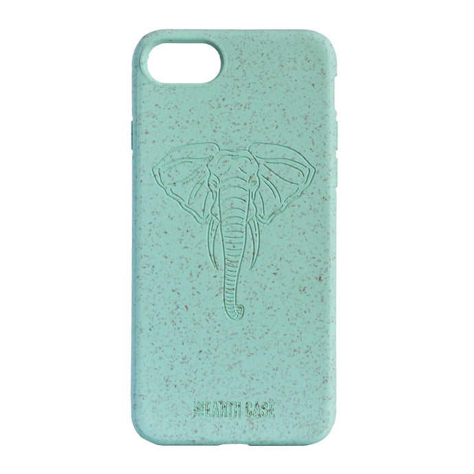 iPhone 7 / 8 / SE - Elephant Biodegradable Case - The Earth Case