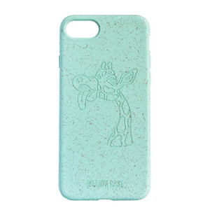 iPhone 7 / 8 - Giraffe Biodegradable Case - The Earth Case