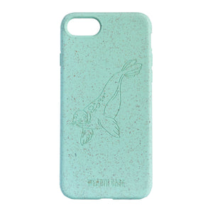 iPhone 7 / 8 / SE - Seal Biodegradable Case - The Earth Case