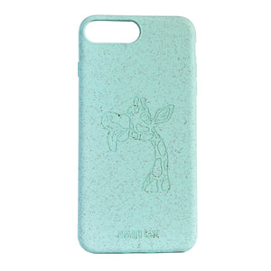 iPhone 7 Plus / 8 Plus - Giraffe Biodegradable Case - The Earth Case
