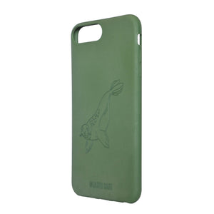 iPhone 7 Plus / 8 Plus - Seal Biodegradable Case - The Earth Case