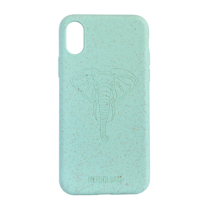 iPhone X / XS - Elephant Biodegradable Case - The Earth Case