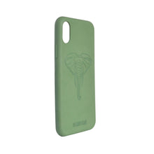 Load image into Gallery viewer, iPhone X / XS - Elephant Biodegradable Case - The Earth Case