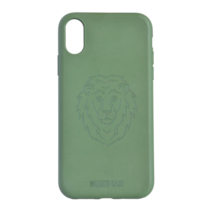 iPhone XR - Lion Biodegradable Case - The Earth Case