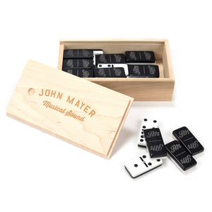 John Mayer Domino Set-John Mayer