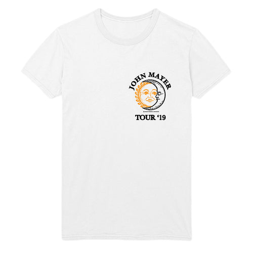 John Mayer Sun & Moon Tour Tee