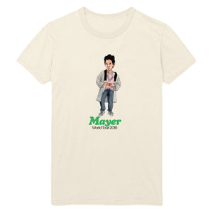 John Mayer So Come On Out and Get Played Caricature Photo Tee