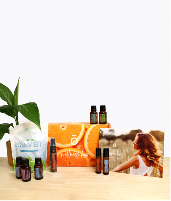 Seasonal Essentials wellness box