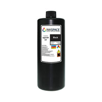 Agfa Jeti Compatible UV LED Ink (1000 mL) - Black - dtg.ink.space
