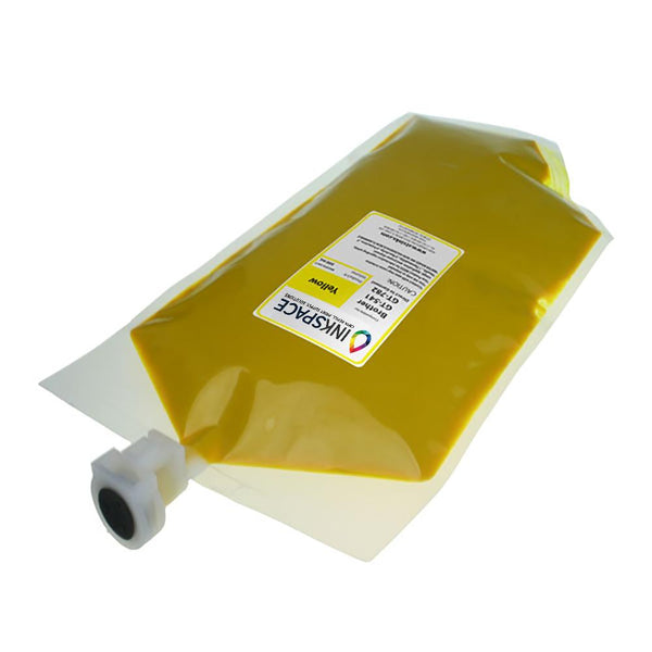 Brother GT-5 & GT-7 DTG Compatible Ink (500 mL) - Yellow - dtg.ink.space