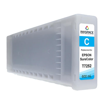 Epson F2000 & F2100 Compatible DTG Ink (600 mL) - Cyan