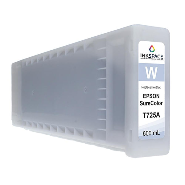 Epson F2000 & F2100 Compatible DTG Ink (600 mL) - White - dtg.ink.space