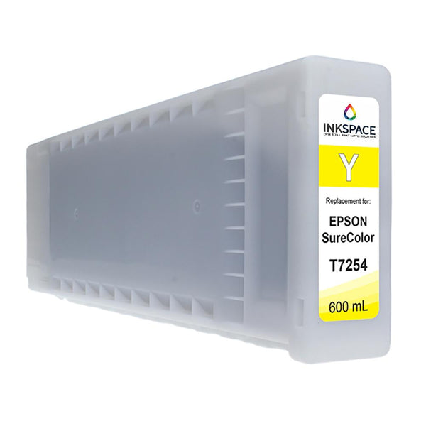 Epson F2000 & F2100 Compatible DTG Ink (600 mL) - Yellow - dtg.ink.space