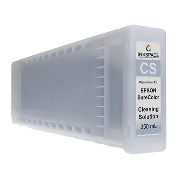 Epson SureColor S-Series GS2 & GSX Eco-Solvent Ink (350 mL) - Cleaning Solution